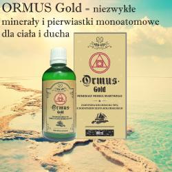 Ormus Gold - niezwykłe minerały i pierwiastki monoatomowe